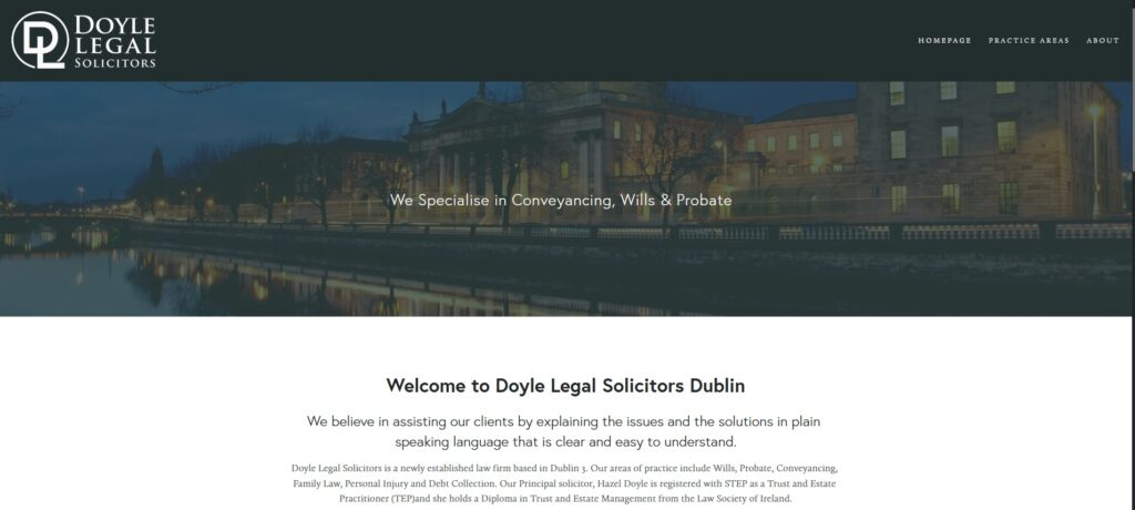 Probate Solicitor Dublin at Abacus Legal