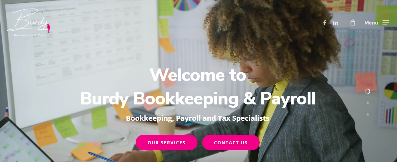Burdy Bookkeeping and Payroll join the Network